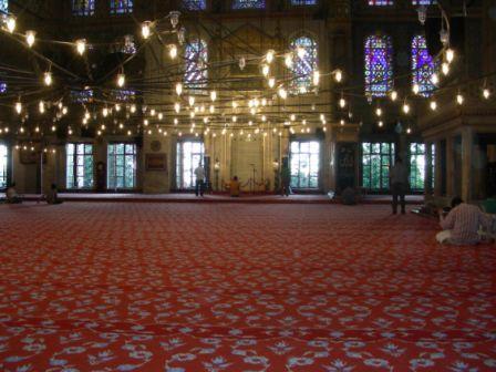 moschea-blu